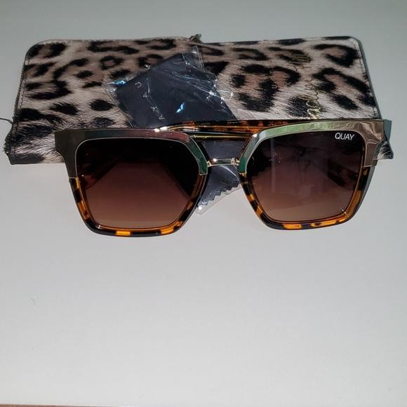 NWOT Quay Australia Upgrade sunglasses
